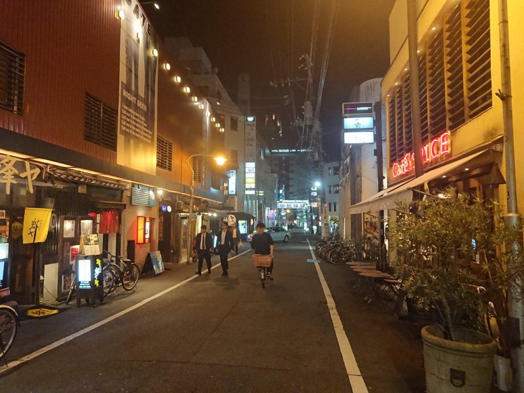 中新地通り(なかしんちどおり)
